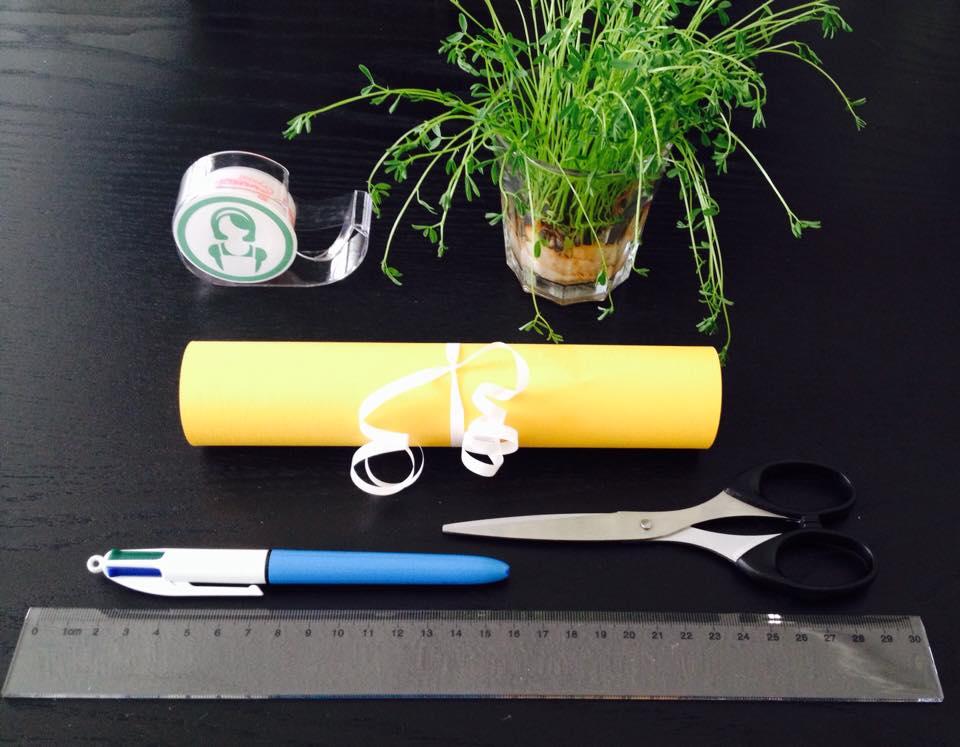 do it yourself un cache pot en origami helpling blog. Black Bedroom Furniture Sets. Home Design Ideas