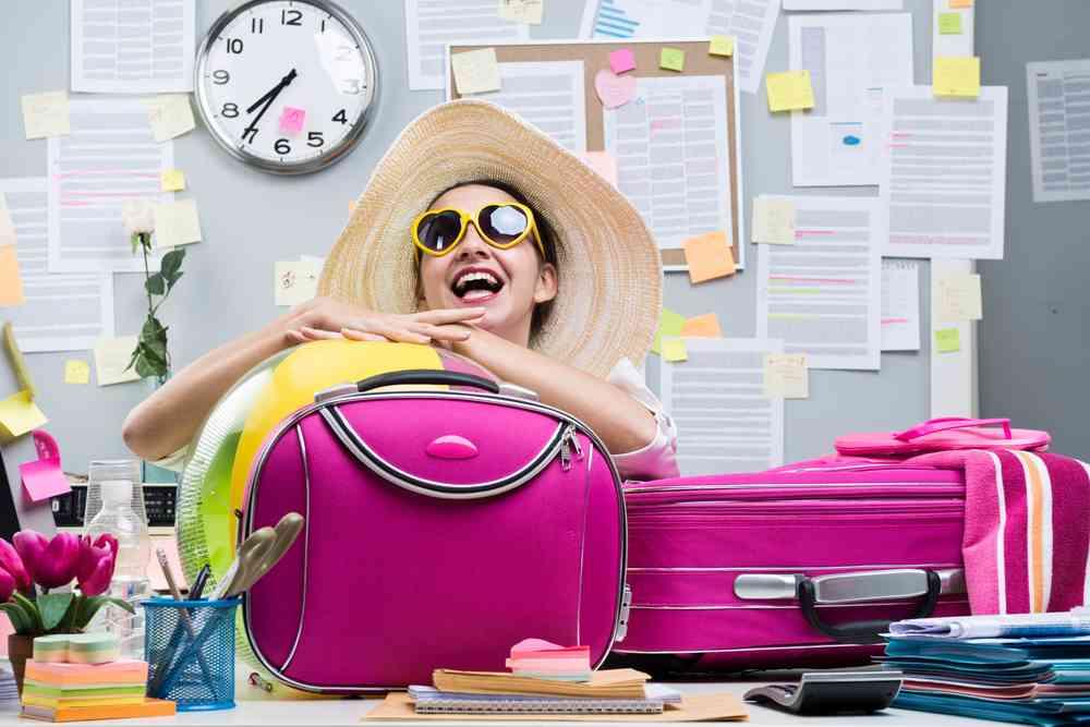 organisation avant vacances